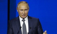 Russlands Präsident hält jährliche Ansprache zur Lage der Nation
