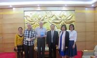 Die treuen Freunde des vietnamesischen Volks