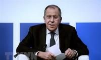 Russlands Außenminister: Nur Venezolaner können über die Zukunft des Landes entscheiden