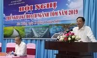 Vietnam will in diesem Jahr Garnelen im Wert von 4,2 Milliarden US-Dollar exportieren