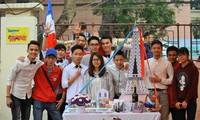 """Vietnamesische Studierende und das Ereignis """"Farbe von Französisch"""""""
