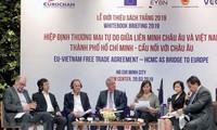 Ho-Chi-Minh-Stadt ist die Brücke zum europäischen Markt