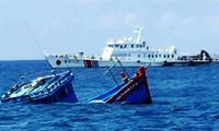 Aufforderung zur Entschädigung vietnamesischer Fischer
