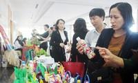 Projekt zur Wiederverwertung von Plastikmüll in Vietnam
