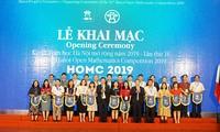Fast 660 Kandidaten nehmen an Mathematik-Wettbewerb Hanoi 2019 teil