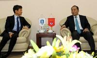 Verstärkte Beziehungen zwischen Vietnam und Südkorea durch Fußball