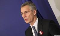 Abschluss der Minister-Konferenz der NATO-Länder