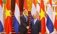 Gemeinsame Erklärung von Vietnam und den Niederlanden