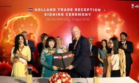 Die Niederlande verstärkt die Zusammenarbeit mit Ho-Chi-Minh-Stadt und anderen Provinzen