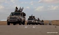 Die UNO zeigt Besorgnis über die Gewalt in Libyen