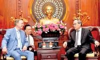 Ho-Chi-Minh-Stadt und das Bundesland Thüringen weiten die Kooperation in der Berufsbildung aus