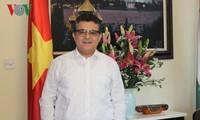 Der palästinensische Botschafter Saadi Salama und seine Liebe zu Vietnam