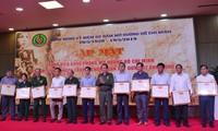 Treffen der ehemaligen jugendlichen Freiwilligen Vietnams