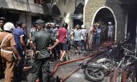 Vietnam bekundet den Opfern der Explosionen in Sri Lanka sein Beileid