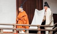 Der japanische Kaiser Akihito dankt ab