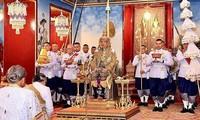 KPV-Generalsekretär und Staatspräsident Nguyen Phu Trong gratuliert zur Thronbesteigung des thailändischen Königs
