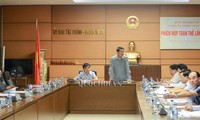Der ständige Parlamentsausschuss berät das geänderte Arbeitsgesetz