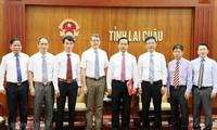 Verstärkung der Zusammenarbeit zwischen der Provinz Lai Chau und den österreichischen Provinzen