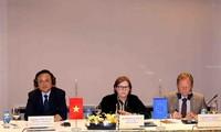 Ende der Verabschiedung und Ratifizierung des VPA/FLEGT-Abkommens
