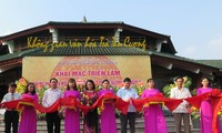 Eröffnung der Ausstellung über neue archäologische Funde in Thai Nguyen