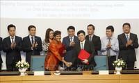 Verstärkung der Werbung für die Hauptstadt Hanoi im Fernsehsender CNN