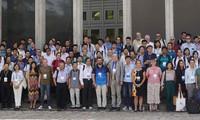 Eröffnung der Mathematik-Konferenz zwischen Vietnam und den USA