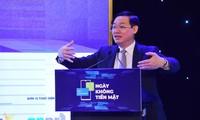 Bargeldlose Gesellschaft: Politik und Praxis in Vietnam
