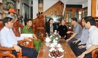 Parlamentspräsidentin Nguyen Thi Kim Ngan besucht die Provinz Phu Yen