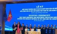 Neuer Horizont für die Zusammenarbeit zwischen Vietnam und der EU