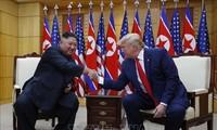 US-Präsident hofft auf ein Wiedersehen mit dem nordkoreanischen Staatschef