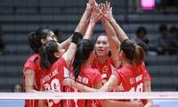 Vietnam veranstaltet die asiatische U23-Frauen-Volleyball-Meisterschaft