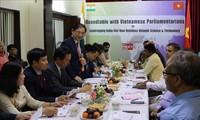 Verstärkung der Zusammenarbeit zwischen Vietnam und Indien