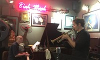 Österreichisches Jazz-Duo zu Gast in Vietnam