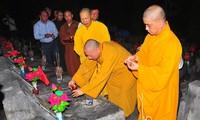 Zeremonie zum Gedenken der Helden, gefallenen Soldaten und gestorbenen Landsleute in Ha Giang