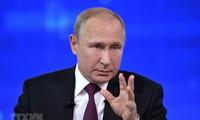 Russland betont Bereitschaft zu Dialog mit der Ukraine