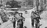 Erinnerung an den Kampf im Truong-Son-Gebirge
