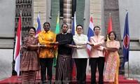 Feier zum 52. Gründungstag der ASEAN in verschiedenen Ländern
