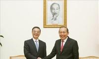 Vietnam-Chine : renforcement de la coopération judiciaire