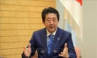 Interview de Shinzo Abe sur le partenariat stratégique Vietnam-Japon