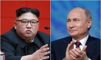 Poutine et Kim discuteront des relations bilatérales et de la dénucléarisation coréenne