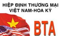 Thương mại Việt Mỹ sau 10 năm ký kết Hiệp định thương mại song phương