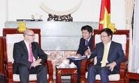 Tăng cường hợp tác giữa Việt Nam và Ecuador trên nhiều lĩnh vực