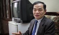 Ông Lê Thanh Vân, ủy viên Ủy ban Tài chính Ngân sách Quốc hội nói về dự thảo sửa đổi Hiến pháp 1992