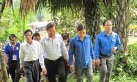 Bế mạc Gặp gỡ hữu nghị thanh niên Việt - Lào 2013