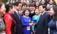 Doanh nhân nữ Việt Nam tỏa sáng và hội nhập