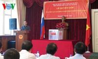 Người Việt tại Liên bang Nga ủng hộ các lực lượng thực thi pháp luật biển Việt Nam
