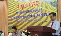 Lào Cai họp báo công bố sản phẩm du lịch mới