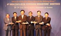 Việt Nam tích cực thúc đẩy hợp tác Mekong - Hàn Quốc