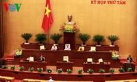Quốc hội thảo luận thực hiện tái cơ cấu nền kinh tế
