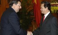Việt Nam và Chile thúc đẩy quan hệ hợp tác hữu nghị